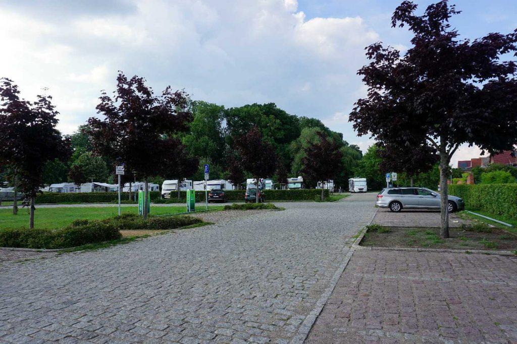 Ludwigslust Wohnmobilstellplatz
