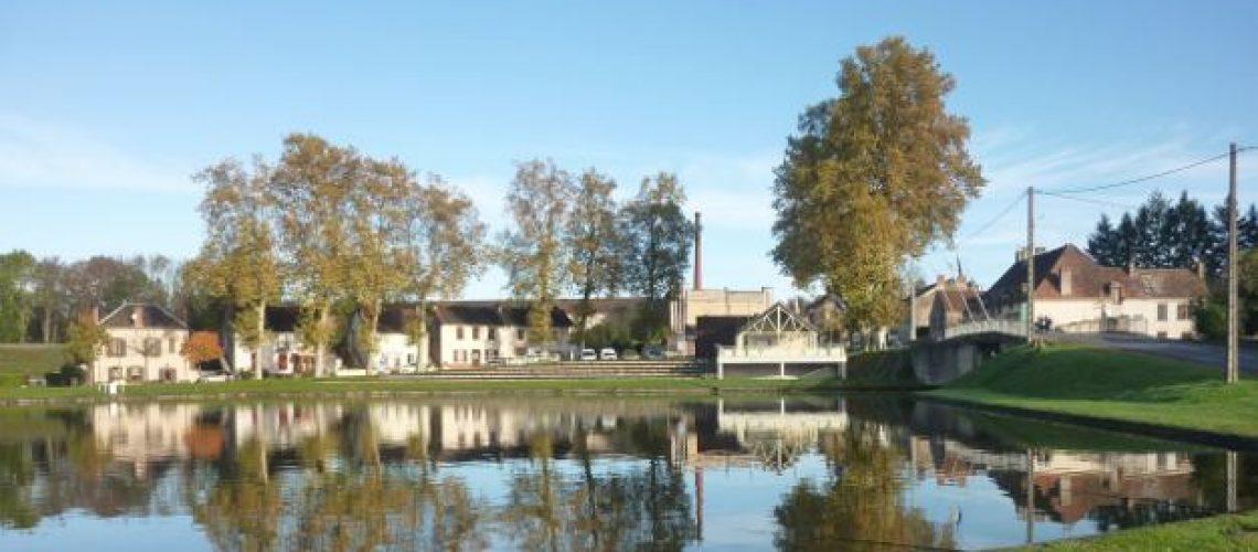 Am Canal du Centre - 300