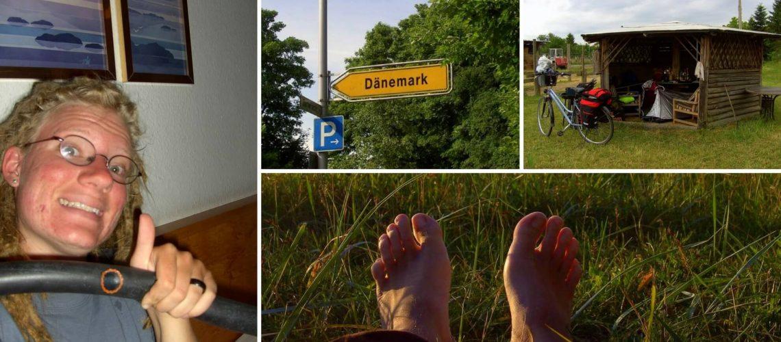 Mit dem Rad nach Dänemark