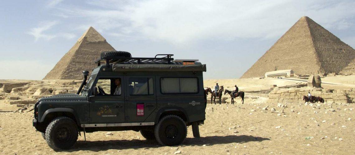 Land Rover Defender 110 TD4 als Reisemobil