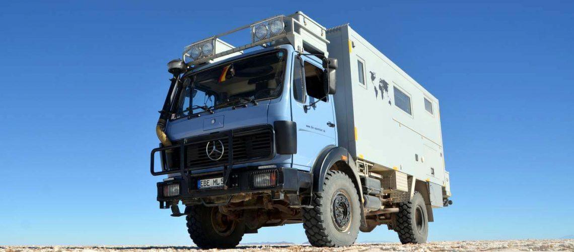 Mercedes 1017