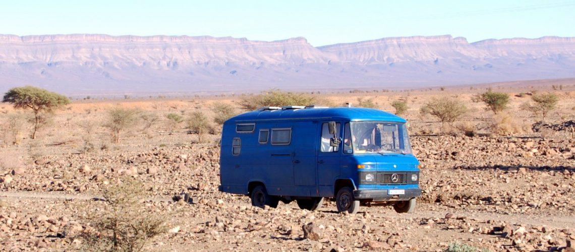 Mercedes Transporter 508