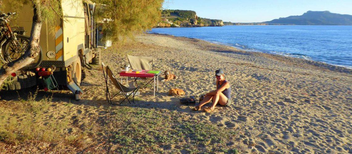 10 Jahre Wagenleben - Griechenland