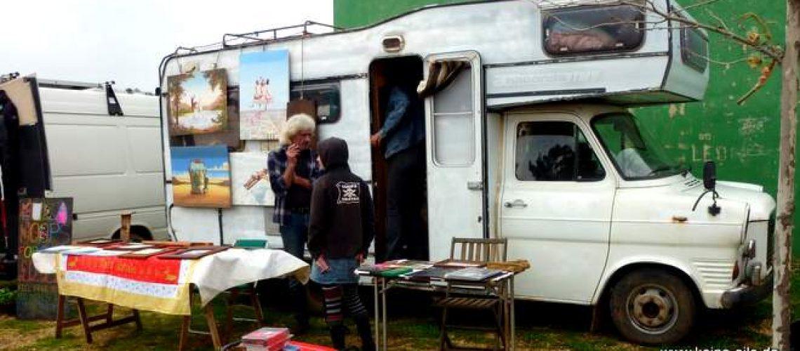 Reisegewerbe und Digitale Nomaden