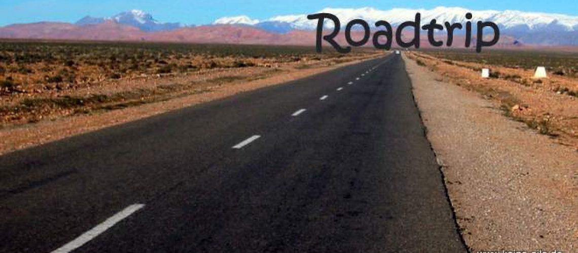 Roadtrip Reisen mit dem Auto