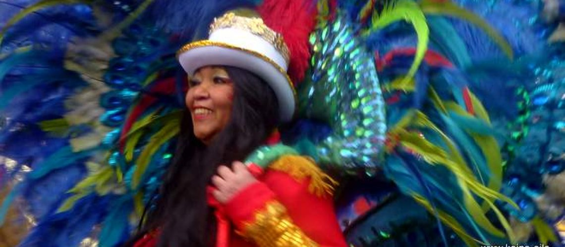 Überwintern im Norden: Sambakarneval in Bremen