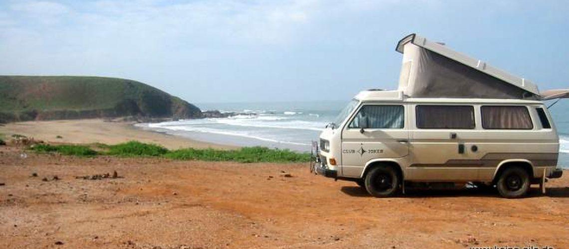 Roadtrip Marokko: Samirs Bucht
