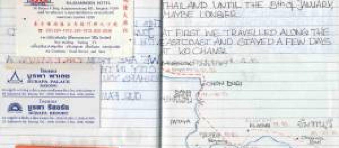 Rundreise Thailand per Rad: Etappe 1 von Bangkok nach Ko Chang