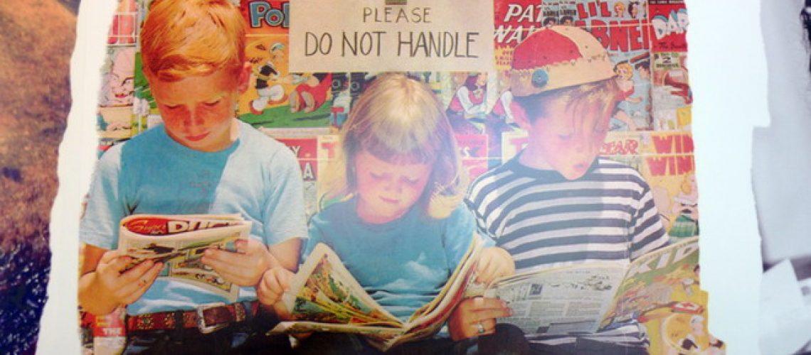 lesende Kinder 660